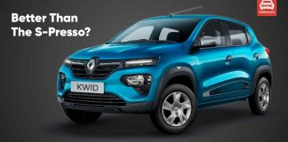 Is the Renault Kwid better than the Maruti S-Presso