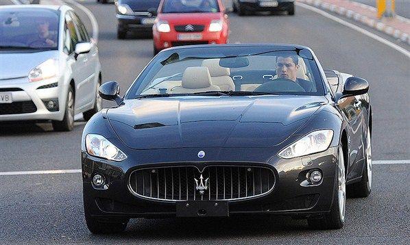 Cristiano Ronaldo Car Collection