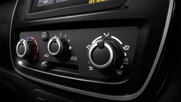 Renault Kwid AC Controls | Highway Hypnosis