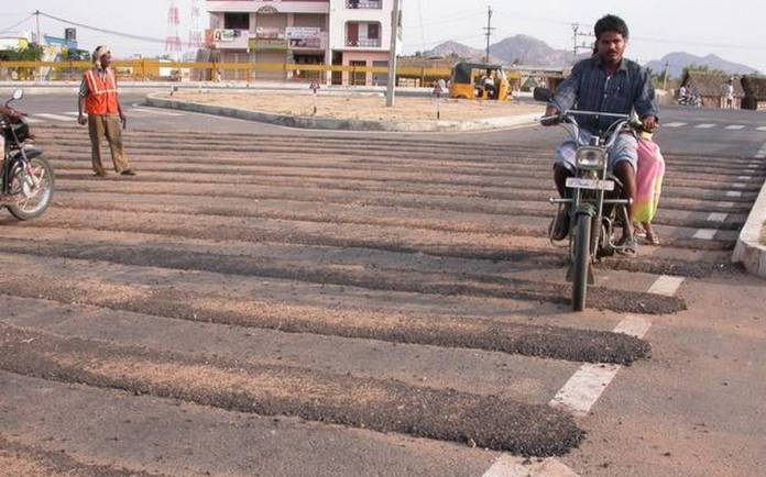 Speed Breakers | Ground Clearance vs Indian Roads