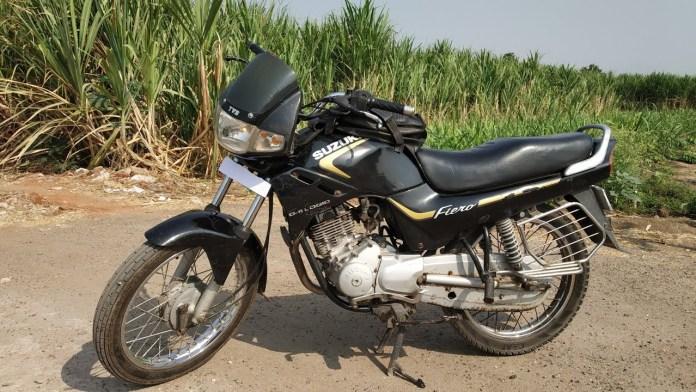 TVS Suzuki Fiero | TVS Apache History