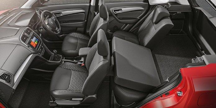 Toyota Urban Cruiser | Interior | Representational Image