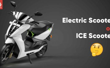 Electric Scooter vs ICE Scooter in India