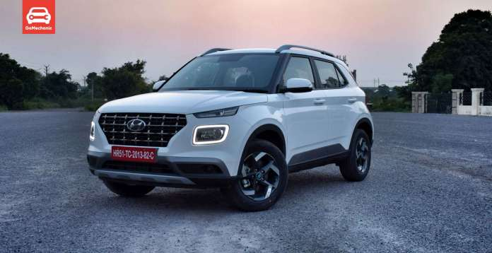 Hyundai Venue IMT Is a potent compact SUV