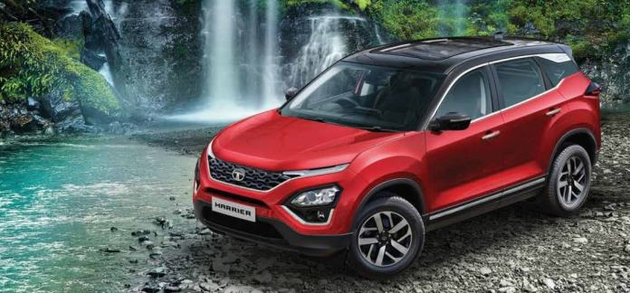 Tata Harrier XT+ Variant Launched