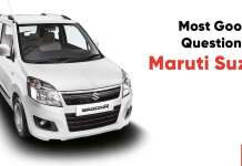 10 Most Googled Questions On Maruti Suzuki