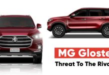 10 Reasons Why MG Gloster Can Pose a Threat to its Rivals
