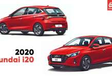 2020 Hyundai i20 Official Bookings to begin on 28th October