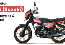 Forgotten TVS (Suzuki) Motorcycles & Scooters in India