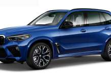 BMW X5M Launched