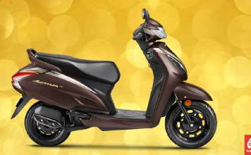Honda Activa 20th Anniversary Edition