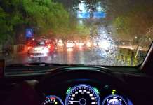 How to avoid drowsiness during night driving