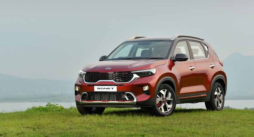 Top 10 Selling Cars in October 2020