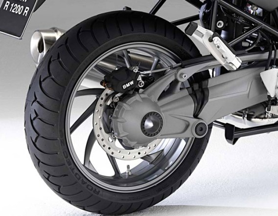 Shaft Drive Motorcycle