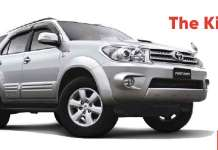 Toyota Fortuner 1st Generation - The SUV that took India by Storm
