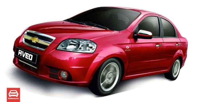 Chevrolet Aveo 1.6 LT Sedan