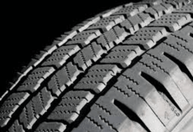 Tread of a Tyre