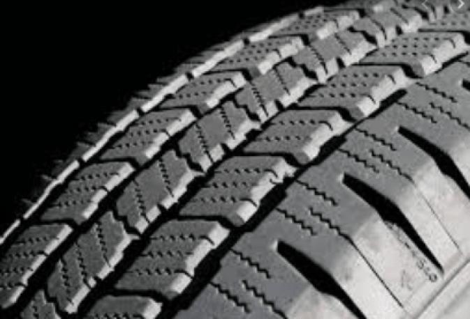 Tread of a Tire