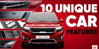 10 Quirky And Interesting Features In Indian Cars