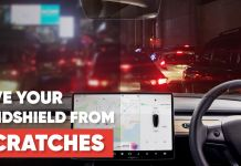 How To Protect Your Car Windshield From Scuffs & Scratches