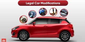 List Of Legal Modifications In India