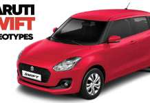 Maruti Suzuki Swift and the Stereotypes
