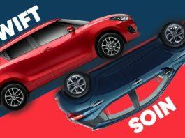 Maruti Suzuki Swift vs Hyundai Grand i10 NIOS