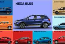 Popular Cars With Signature Flagship Colours
