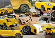 Rahul Singh's Modified Maruti Suzuki Swift LXI