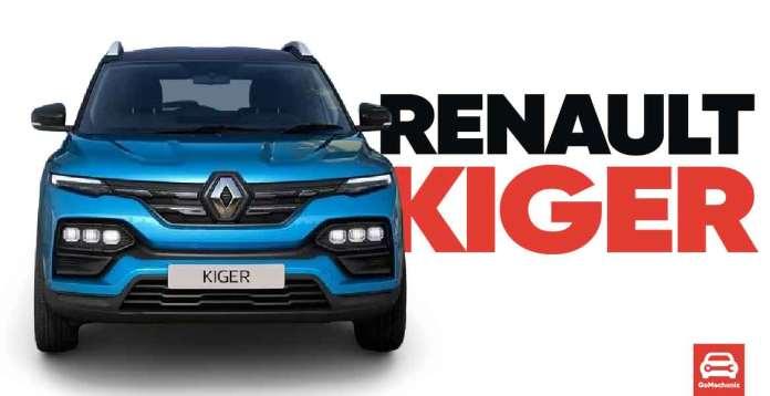 Renault Kiger Unveiled