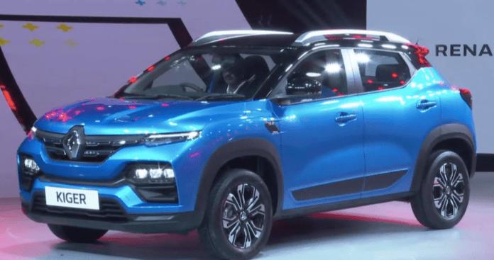 Renault Kiger Unveil