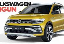 Upcoming Volkswagen Taigun