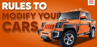 You Must Know These 10 Car Modification Rules In India