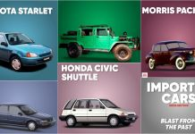 6 Imported Cars that Introduced India to Modern Automobiles