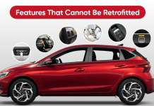 Car Features That Cannot Be Retroffited