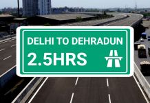 Delhi To Dehradun Highway