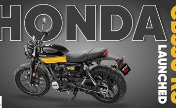 Honda CB350 RS Launched, Priced at ₹1.96 Lakhs