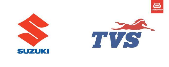 Suzuki & TVS