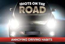 Idiots on the Road