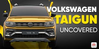 Volkswagen Taigun Uncovered ft