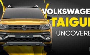 Volkswagen Taigun Uncovered ft