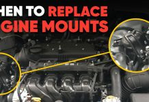 When to Replace Engine Mounts