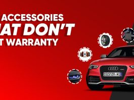 Car accessories that don't ft