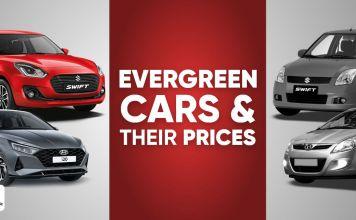Evergreen Cars