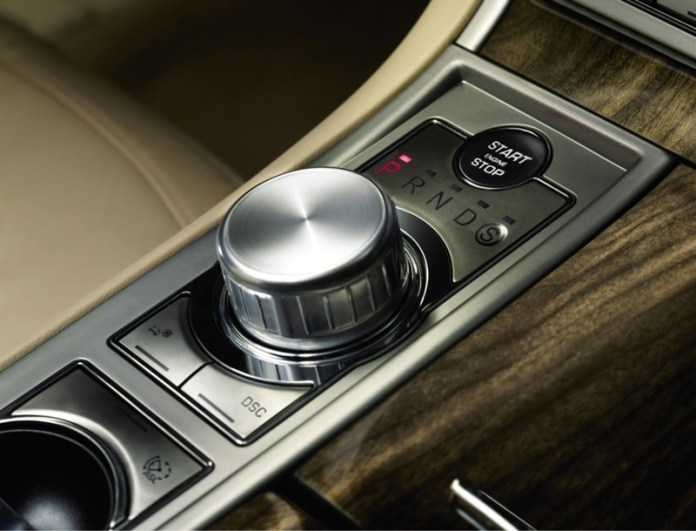 Jaguar Gear Knob