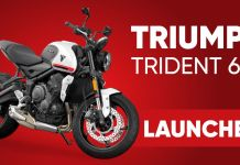 Triumph Trident 660 launched
