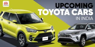 Upcoming Toyota Cars ft