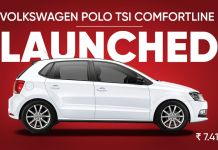 Volkswagen TSI Launched