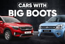cars with big boots ft