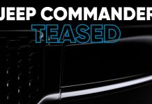 jeep commander teased